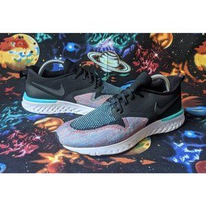 Nike Running Shoes Black Flyknit Wmns 10